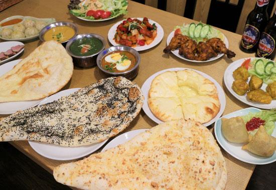 サイノ アジアンキッチン料理