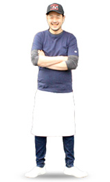 味噌ラーメン専門店日月堂朝霞店店長大塚