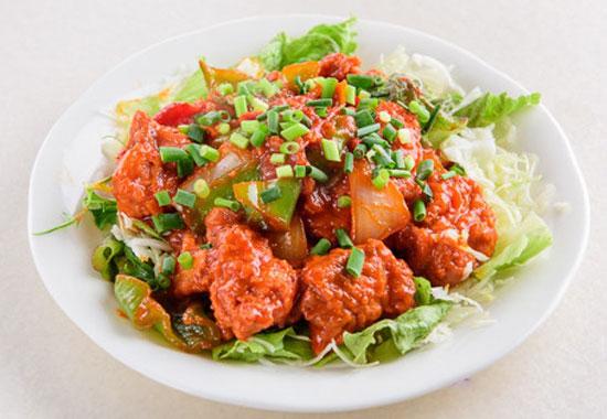 サイノ アジアンキッチンチキンチリ