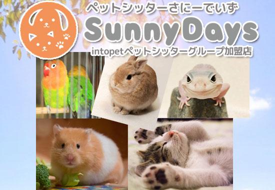 ペットシッター SunnyDays