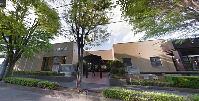 朝霞市立図書館 (本館)
