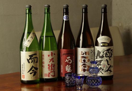 花いろ日本酒